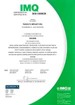 Certificato F-GAS