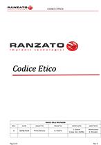Ranzato Codice Etico rev0